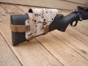 B 24 For MOST Bolt action rifles/Digital Desert Marpat