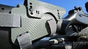 Bradley Adjustable Battleship Gray Carbon Fiber