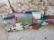 Bradley Adjustable Woodland Camo Perfect for the Mcmillan Stocks