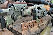 Bradley Adjustable Olive Drab Tracks